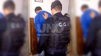 Atraparon a un violento sujeto que había asaltado a una mujer policía