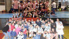 union y villa dora iran por el titulo de futsal