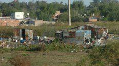 en el gran santa fe la pobreza llego a 38,2% y la indigencia al 5,9%