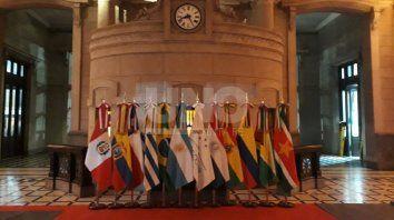 Centro de convenciones Estación Belgrano.