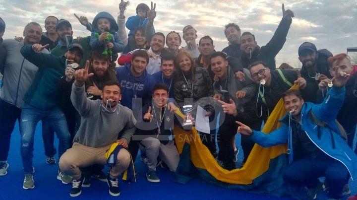 El Quillá festejó en el Regional A en Rosario