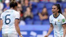escandalo en la seleccion femenina: jugadoras piden la renuncia del dt