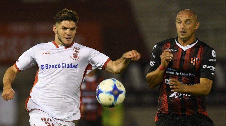 Fernando Coniglio, el goleador que pretende Pablo Lavallén