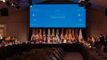 cancilleres del mercosur preparan declaracion sobre el acuerdo con la ue