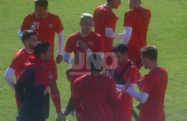 Unión trabaja con la misión de recuperar soldados para la Superliga