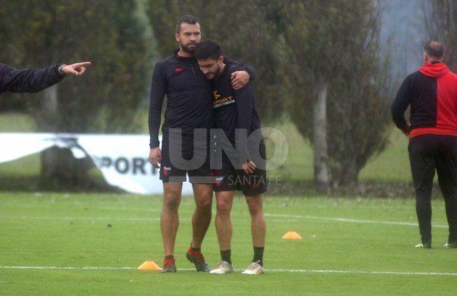 Andrés Cadavid y Guillermo Celis