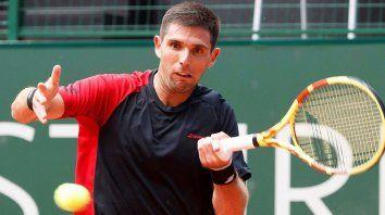 Delbonis sigue a buen ritmo y ahora avanza en el ATP de Bastad