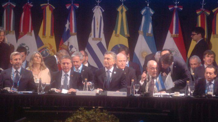 Luego de la Cumbre, Macri encabeza un acto de campaña en Santa Fe
