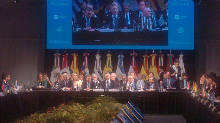El presidente Macri afirmó en Santa Fe que el acuerdo con la UE va a impactar positivamente