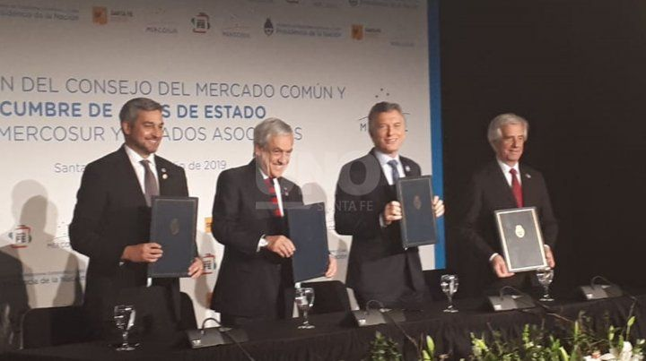 Ratificaron la candidatura para ser sede del Mundial de fútbol 2030