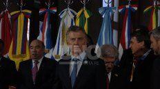 el presidente macri afirmo en santa fe que el acuerdo con la ue va a impactar positivamente