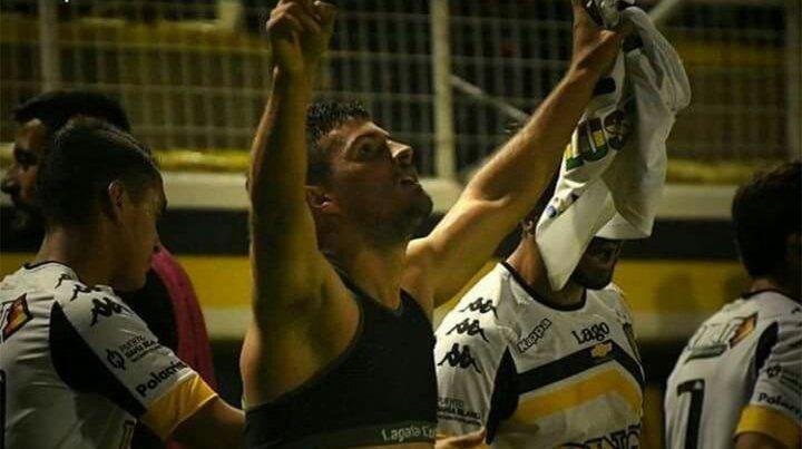 Rodrigo Cabalucci rescindirá con Unión tras no jugar ni un minuto