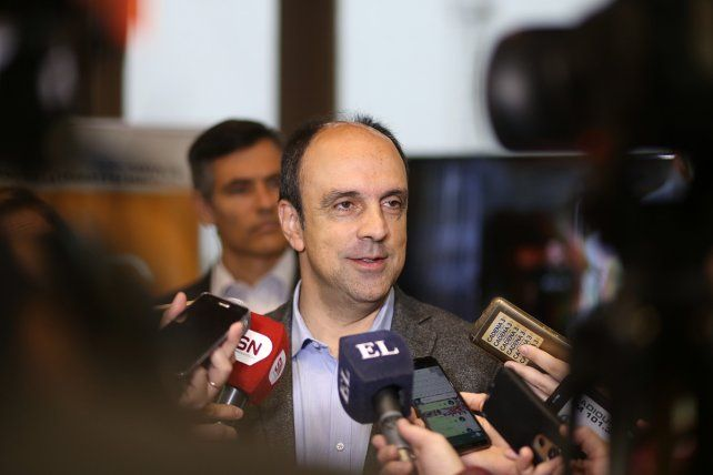 José Corral. El intendente realizó un balance de la Cumbre del Mercosur.