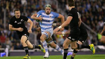 los pumas se miden con los all blacks