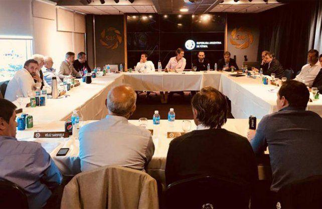 El conflicto en la Superliga avizora nuevos cruces en esta semana