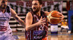union confirmo su tercer refuerzo para la liga argentina de basquet