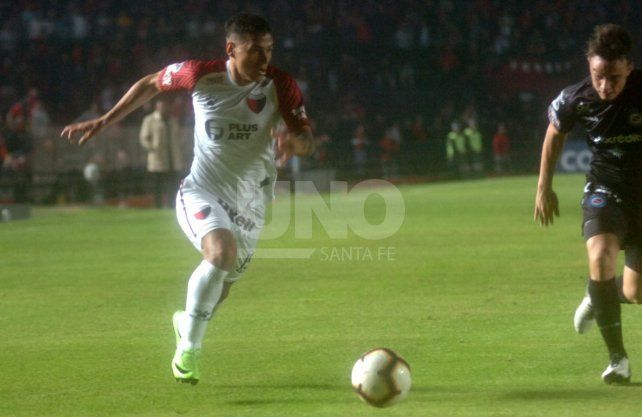 Colón prepara el partido contra Patronato sin Aliendro ¿y Vigo?