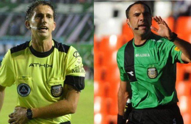 Unión y Colón ya tienen árbitros para sus estrenos en la Superliga
