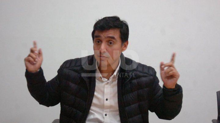 Villarreal: Tiene que haber responsables por lo que ocurrió en la fiesta del IPEI