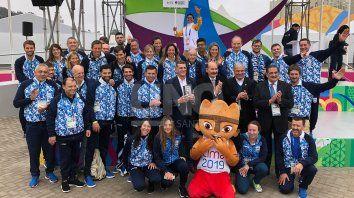 mucha accion para los deportistas argentinos