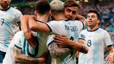 argentina subio un escalon en el ranking fifa
