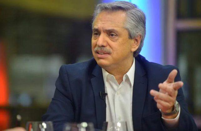 Fernández: Con el FMI voy a firmar un único acuerdo y la primera regla es dejar de pedir dinero