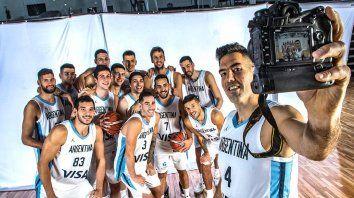 Argentina se prueba ante Uruguay en Parque Roca