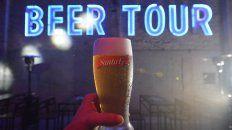 Imágenes del Beer Tour.