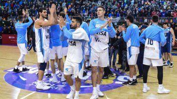 Argentina cierra su preparación ante Puerto Rico