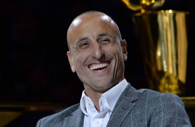 Emanuel Ginóbili celebra sus 42 años