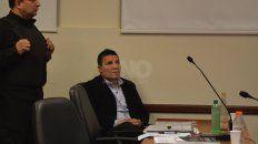 La semana pasada comenzó el juicio contra el exboxeador Carlos Tata Baldomir.