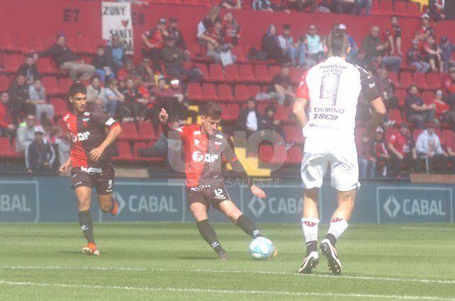 El escaso poder de gol que complica a Colón