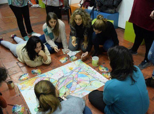 Juegos para la Paz: segunda edición en el Espacio Surgir