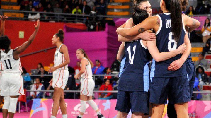 Las Gigantes ganaron la medalla de plata en los Panamericanos