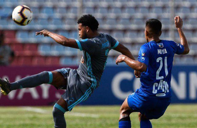 Se define el rival de Colón en la Copa Sudamericana