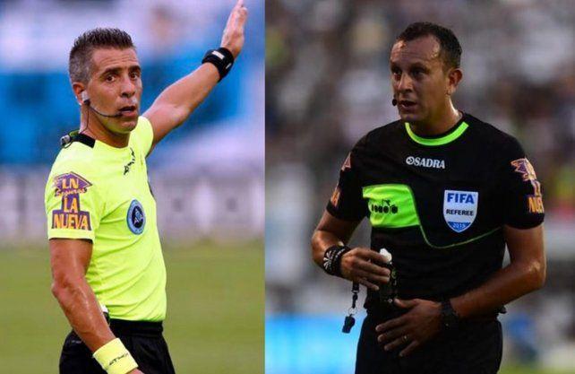 Colón y Unión ya tienen árbitros para la 2ª fecha se la Superliga