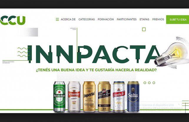 CCU lanza la edición regional de INNPACTA