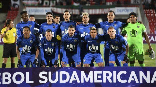 Zulia será el rival de Colón en cuartos de final de la Sudamericana