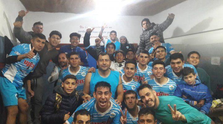 Nuevo Horizonte ganó en Recreo Sur