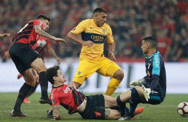Boca busca su pasaje a los cuartos de final de la Libertadores