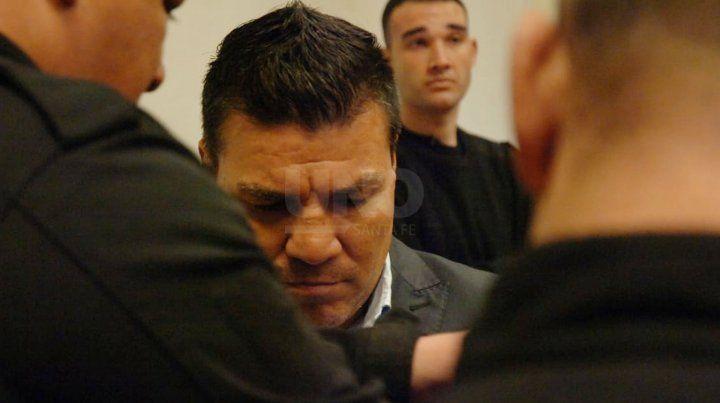 El exboxeador tras escuchar la sentencia