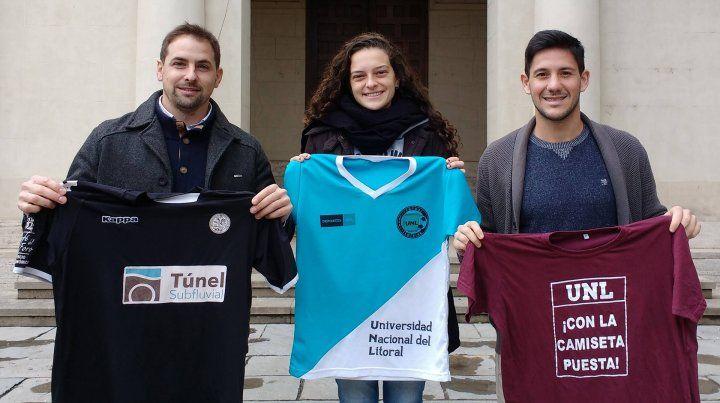 La Liga Santafesina rinde homenaje a la UNL