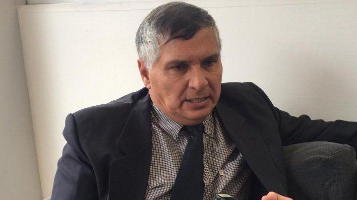 Nicolás Ricardo Rossettón. Precandidato a diputado nacional.