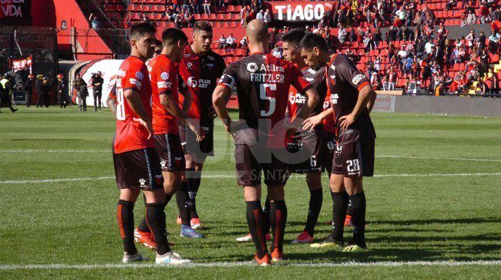 La sorpresiva formación que paró Lavallén en Colón pensando en Huracán