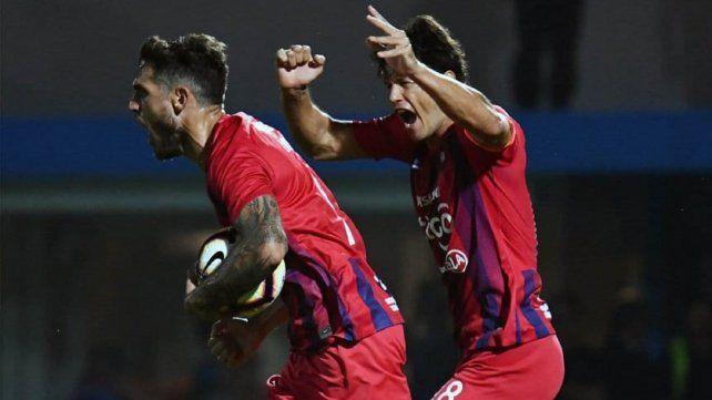 Cerro Porteño lo dio vuelta y eliminó a San Lorenzo