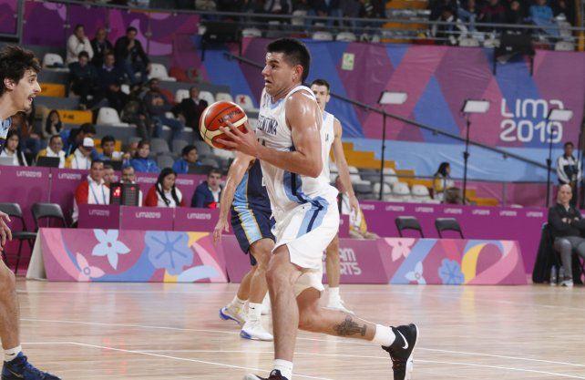 Contundente triunfo de Argentina en básquet