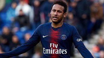 psg puso una fecha limite a la situacion de neymar
