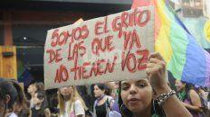 El femicidio de Noelia es el séptimo de enero