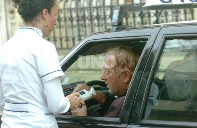 Sancionaron la norma de Alcoholemia 0 al volante y actualizaron las multas