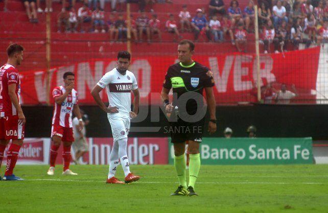 ¿Cómo le fue a Unión con Darío Herrera como árbitro?